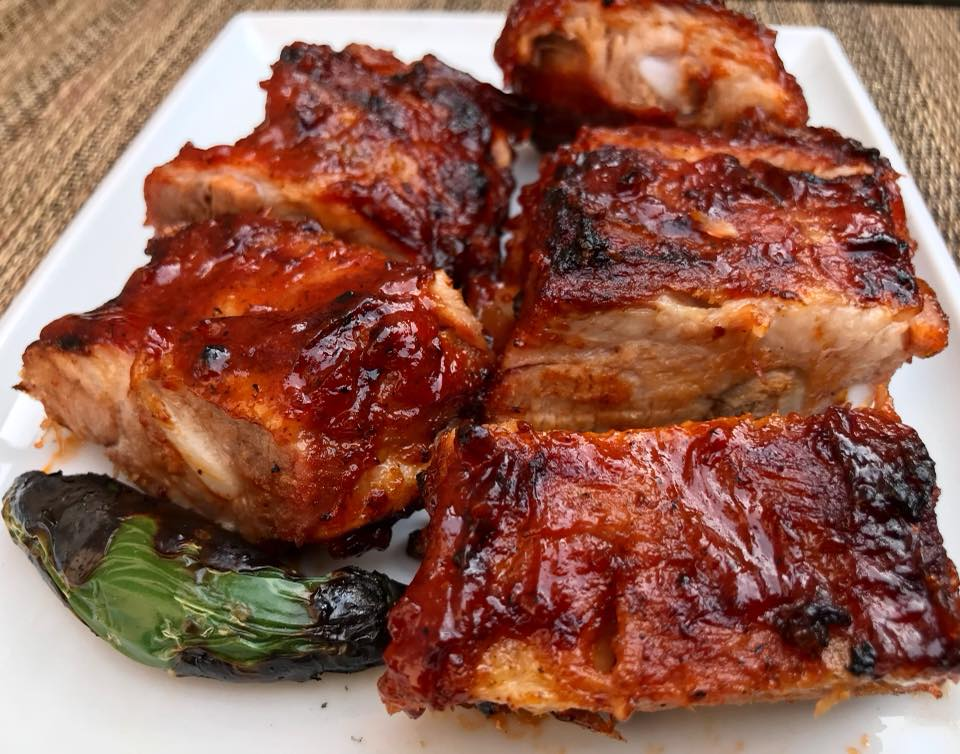 Pork Ribs Barbecue Lola Kusinera