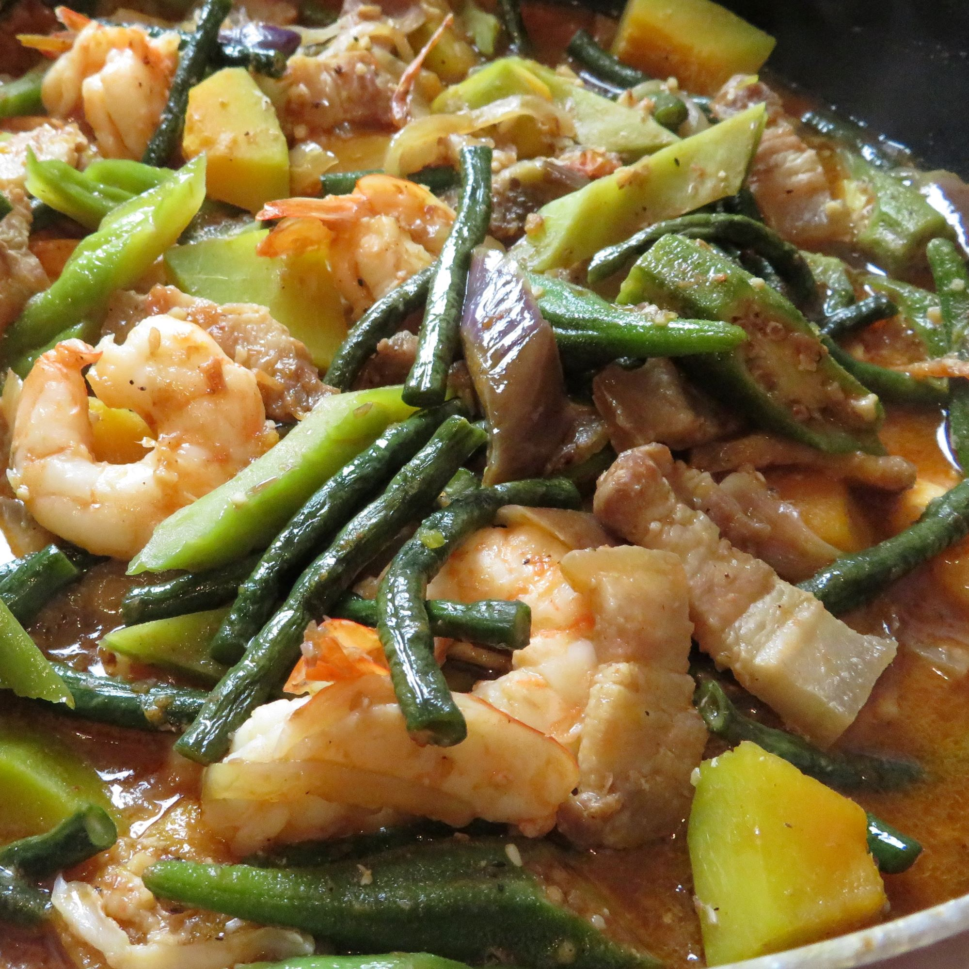 Pinakbet Recipe Lola Kusinera
